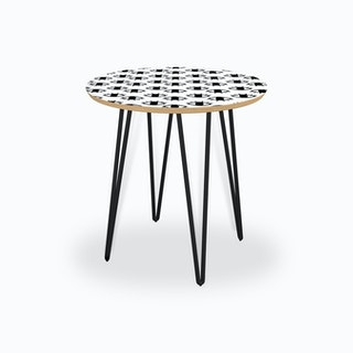 Eyes Side Table