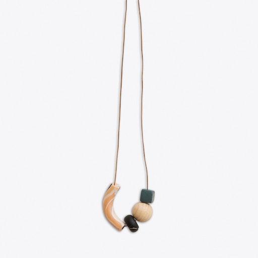 Soft Rhythm Necklace