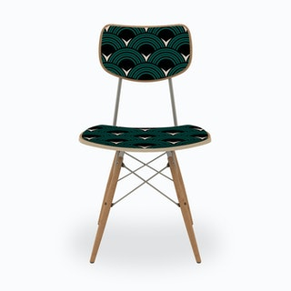 Deco Pattern Dining Chair