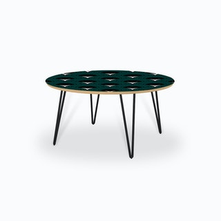 Deco Pattern Coffee Table