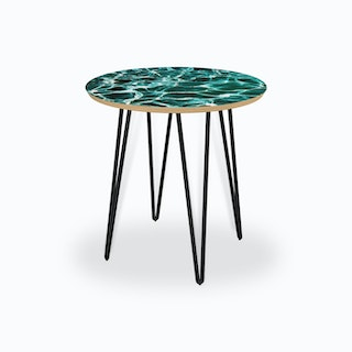 Waiting for Summer Side Table