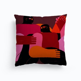 Union Canvas Cushion