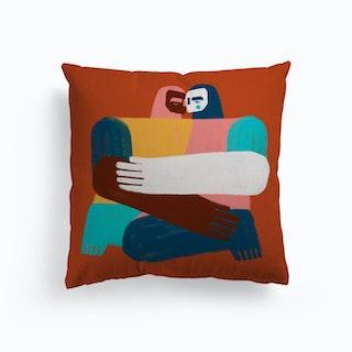 Nocturnos Canvas Cushion