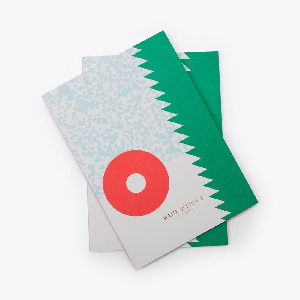 Super! Squared Notebooks, Set of 2