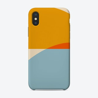 Pastel Mid 4 Phone Case