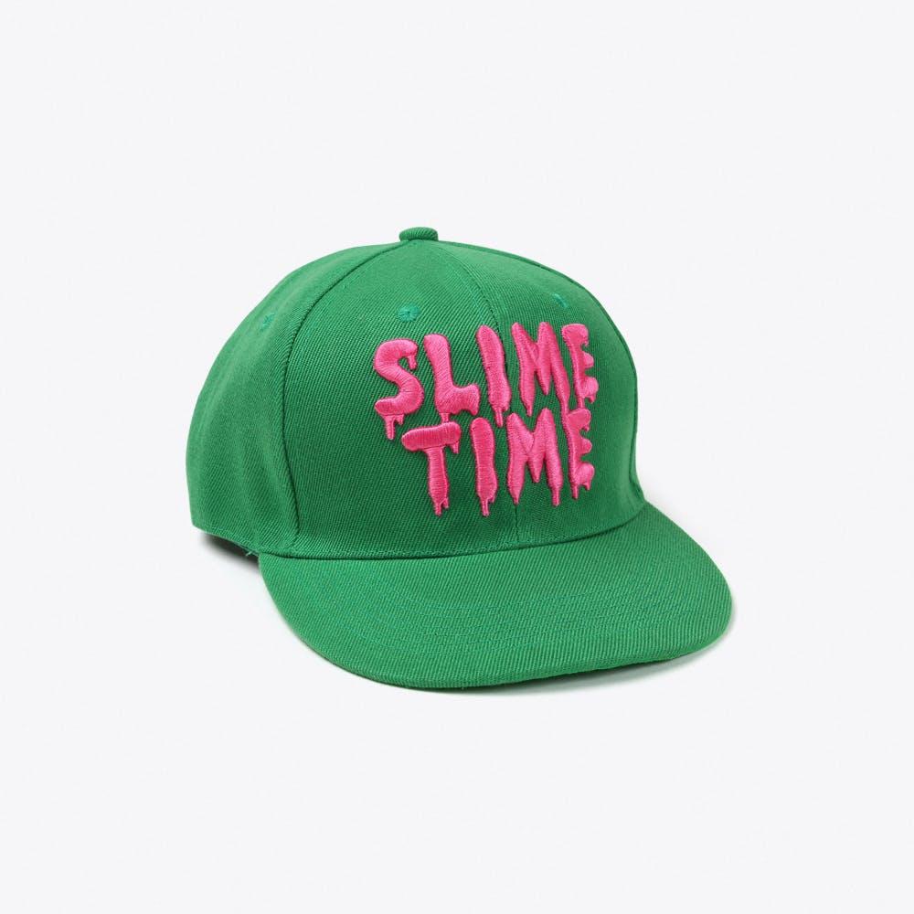 Slime Time Cap in Green