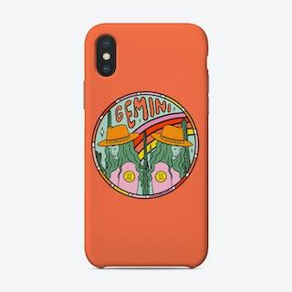 Gemini Cowgirl Phone Case