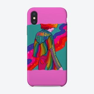 Rainbow Child Phone Case
