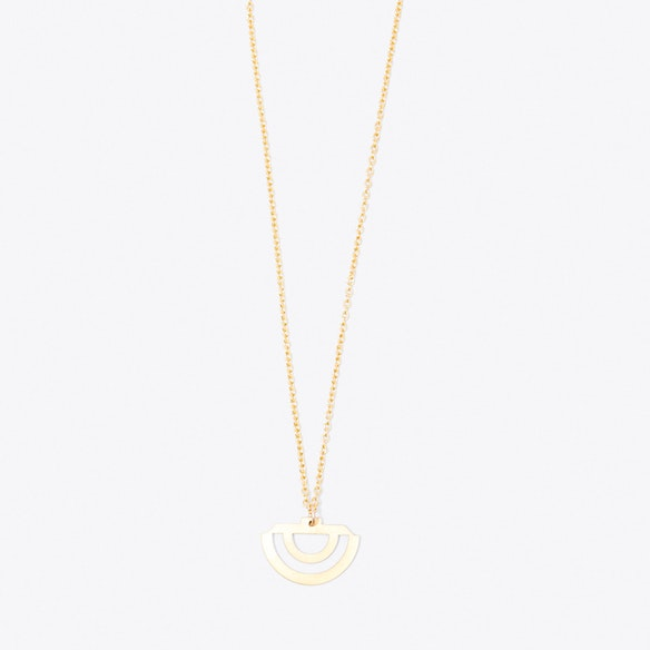 mu p collection rainbow necklace ef prod pendant