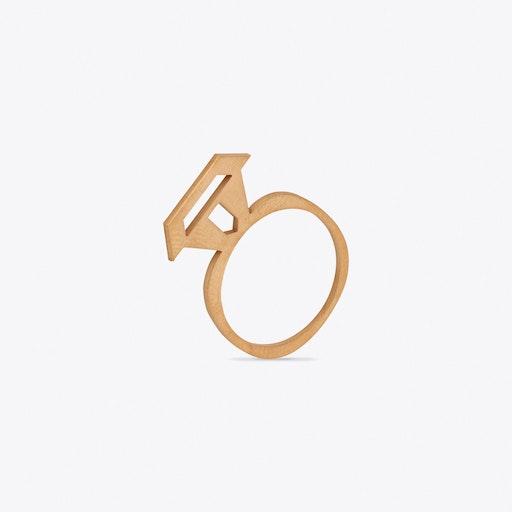 Treasure Ring in Gold