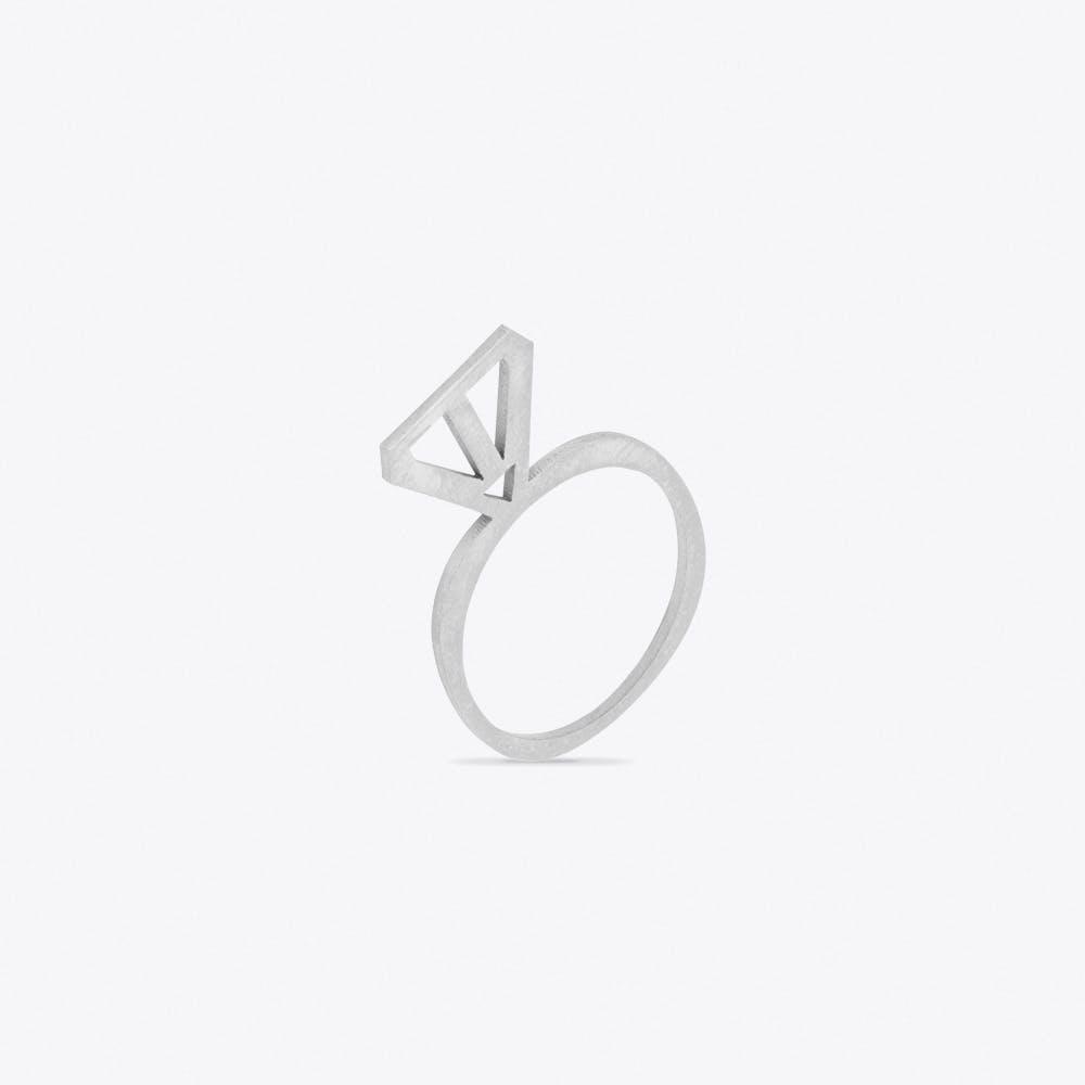 Arrow Ring in Silver