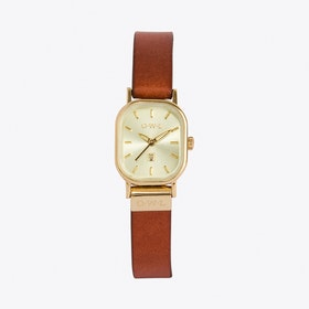 Stratford Watch in Tan