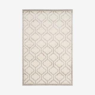 Amherst Indoor / Outdoor Woven Area Rug - Ivory