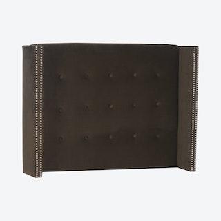 Keegan Headboard - Chocolate