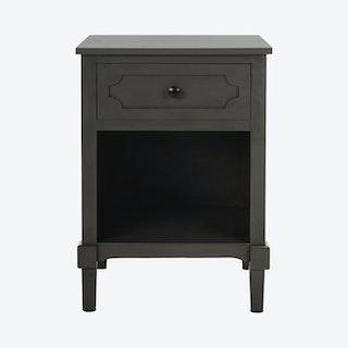 Rosaleen Side Table - Grey