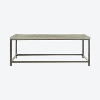 Alec Coffee Table - French Grey
