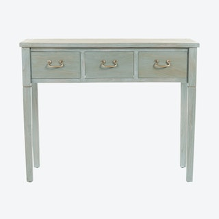 Cindy Console - French Grey