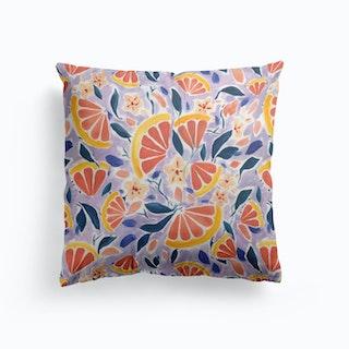 Grapefruit Cushion