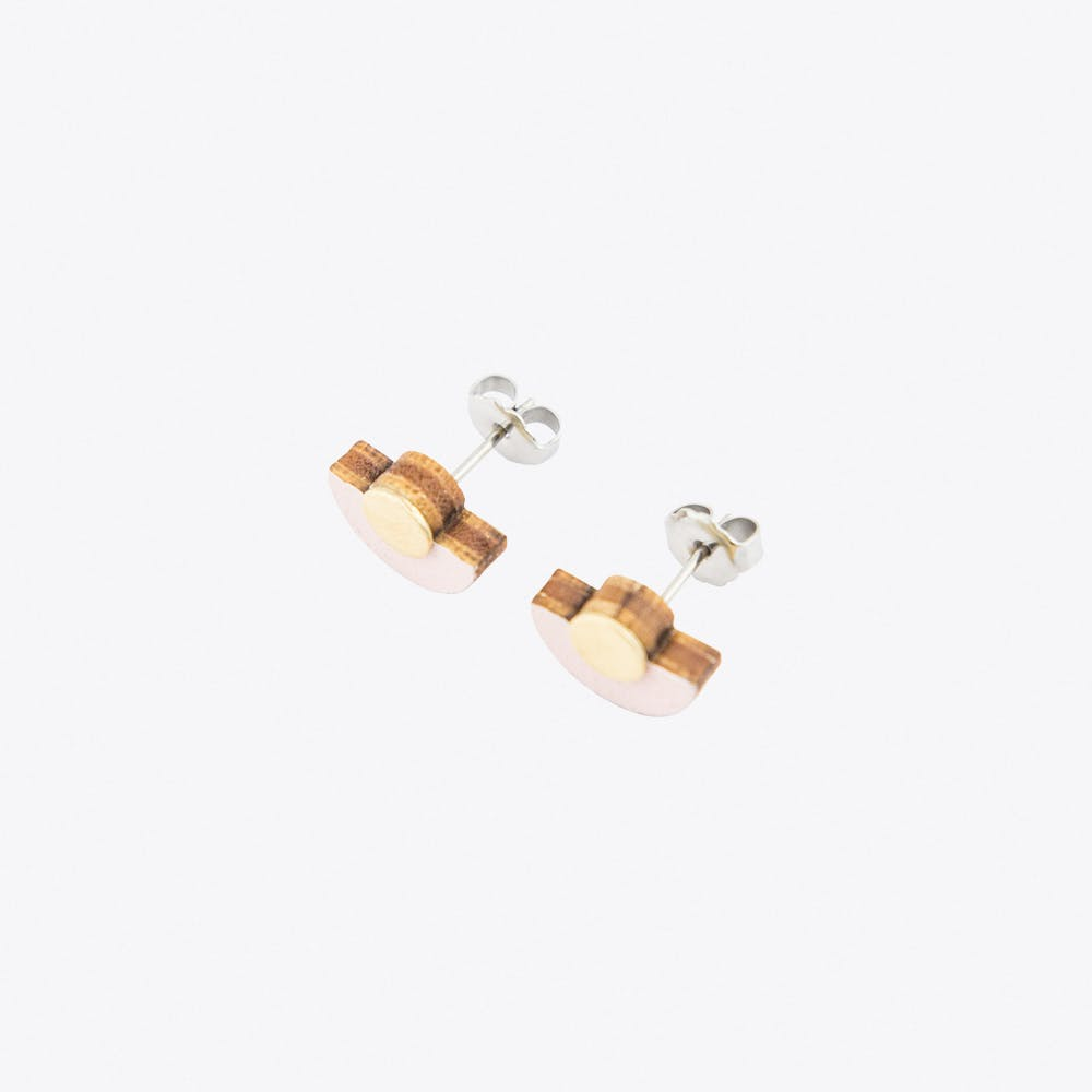 Appellativ Earrings in Pink
