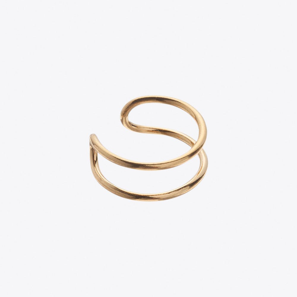 Adjustable Ring in Gold