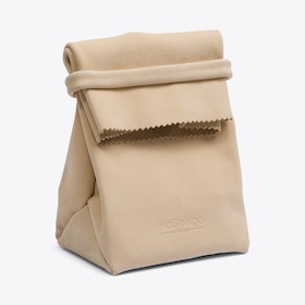 Paper Bag in Nude