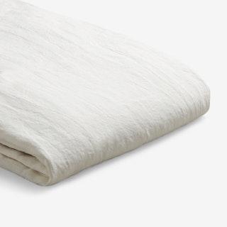 Flat Sheet - White - Linen