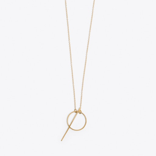 Thale Necklace in Gold