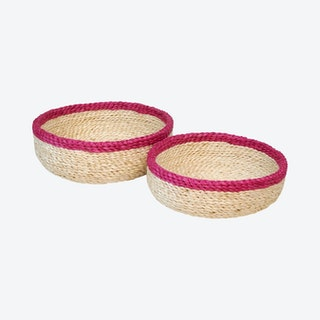 Phala Baskets - Pink - Set of 2