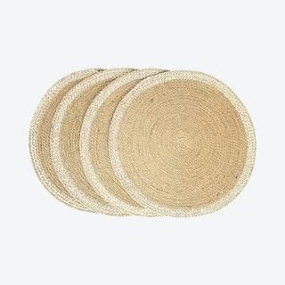 Agora Placemats - Natural - Set of 4