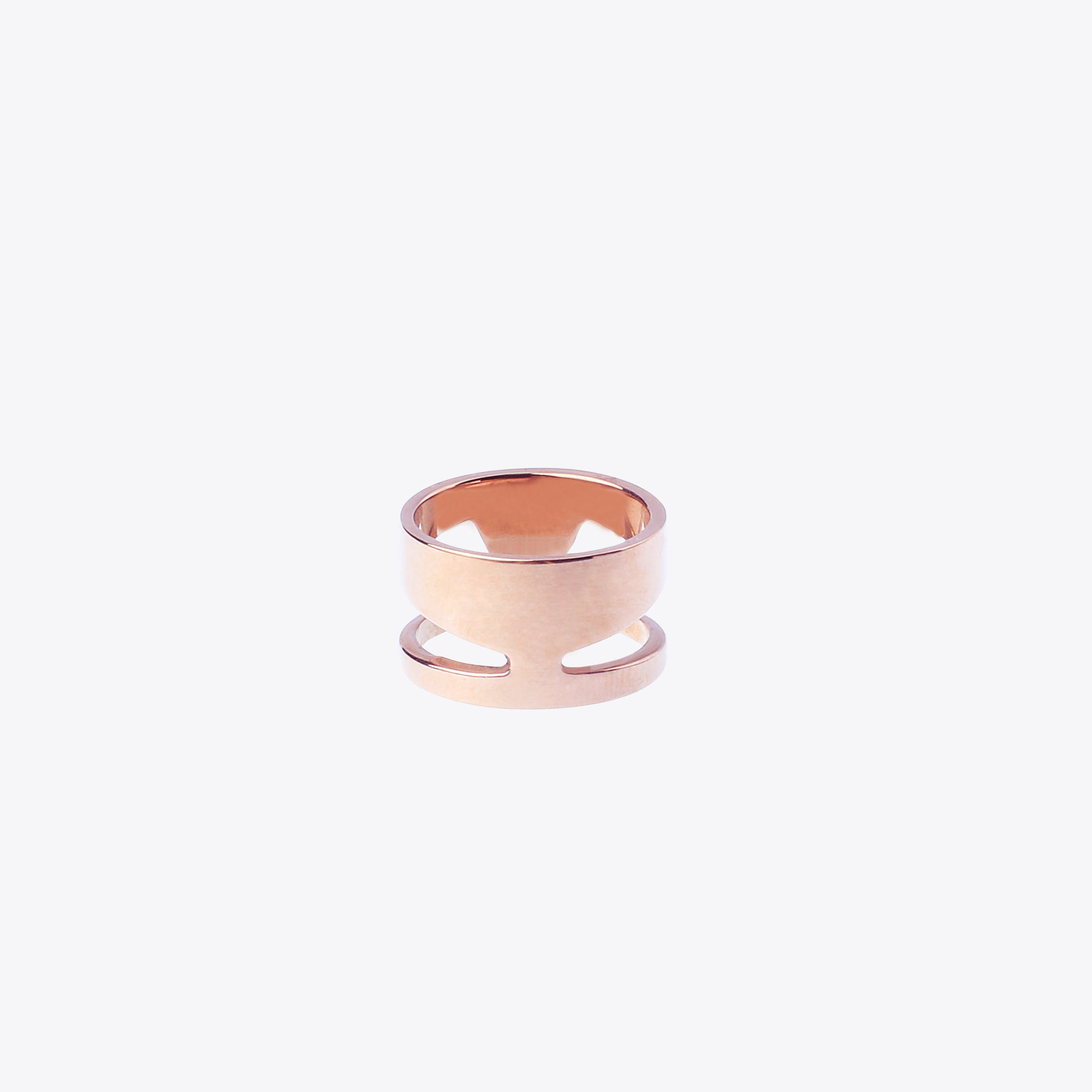 Rio Ring In Rosé Gold