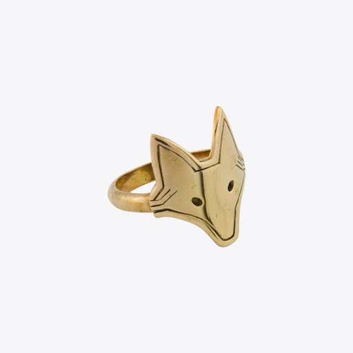 Foxy Ring in Rose Gold