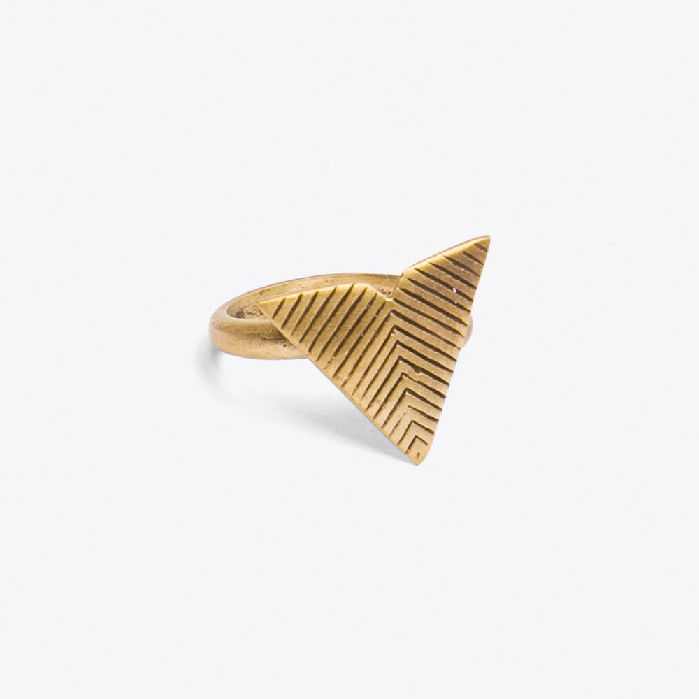 Pin Stripe Ring