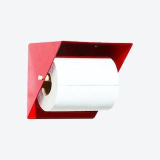 Toilet Paper Holder - Red