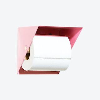 Toilet Paper Holder - Pink