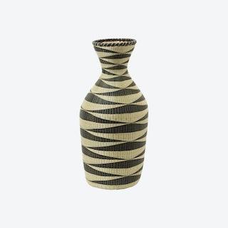 Huye Tall Vase I - Grey