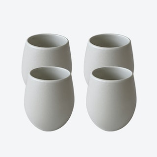 EPA Coffee / Tea Cup -  Matte White