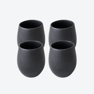 EPA Coffee / Tea Cup -  Matte Black