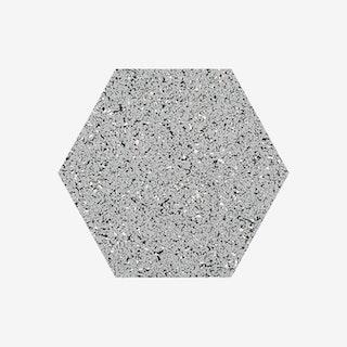 Hex Trivet - Grey