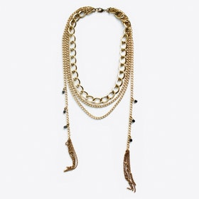 Sphynx Necklace