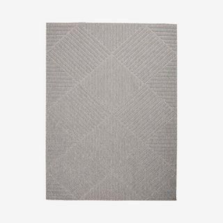 Palamos Area Rug - Light Grey