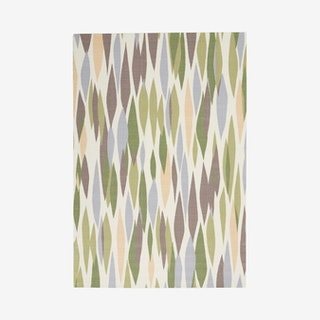 Waverly Sun N' Shade Area Rug - Olive Green