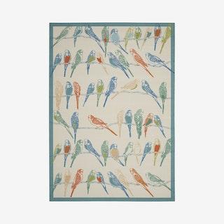 Waverly Sun N' Shade Area Rug - Multicoloured - Parrot