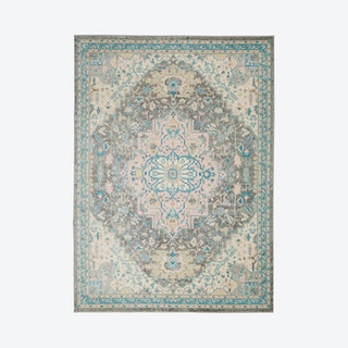 Tranquil Area Rug - Pink / Grey