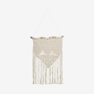 Genevieve Wall Hanging - Sand