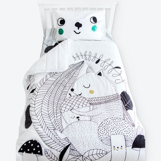 Woodland Toddler Comforter