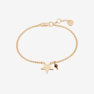 Star Mini Bracelet In Gold