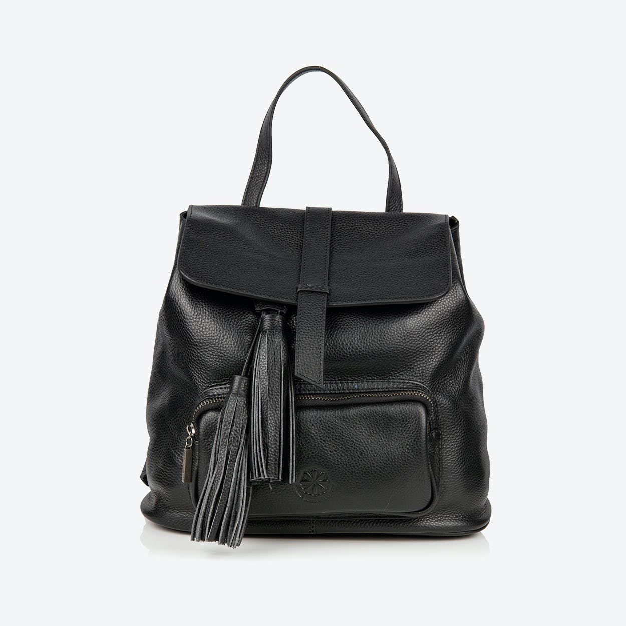 The Finsbury Backpack – Black
