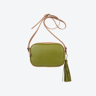 Borough Camera Bag in Olive