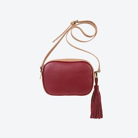 Borough Camera Bag in Oxblood
