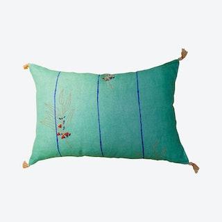 Manabi Handwoven Pillowcase - Linen